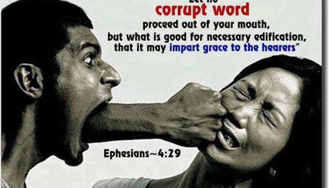 Is Your Tongue A Weapon?