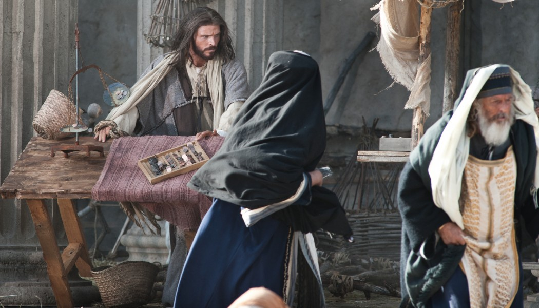 Stop Going Around Saying that Jesus Was Some Soft Coward