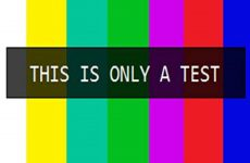 WARNING: This Is A Test!